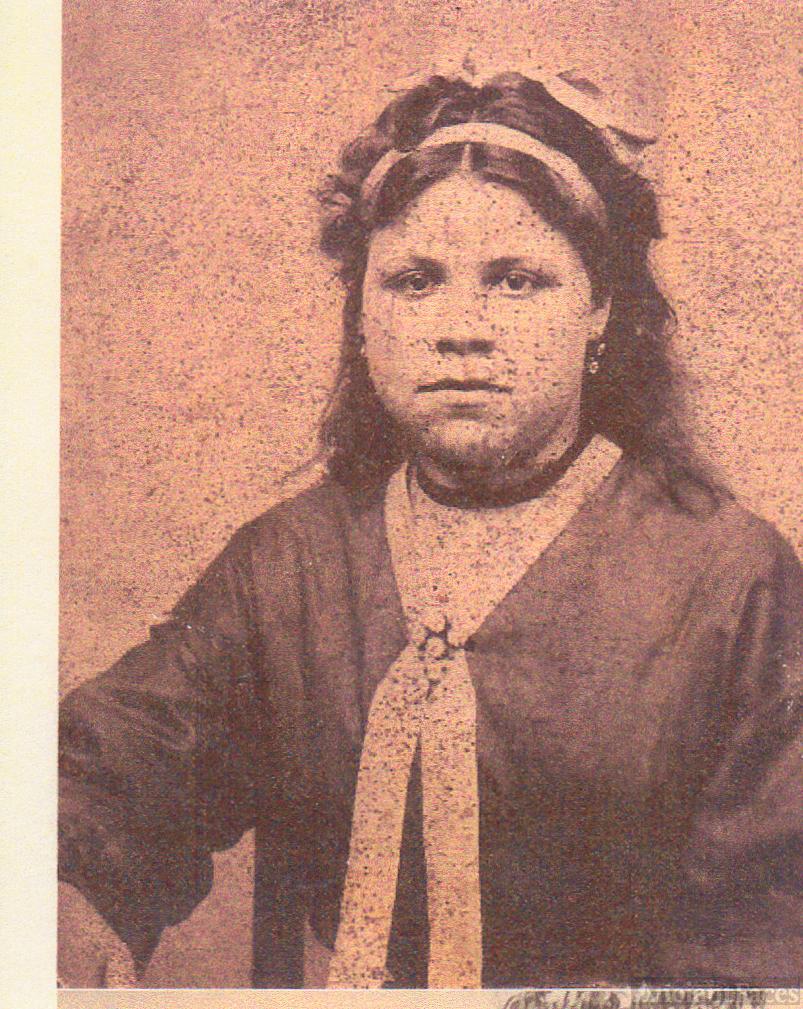 Cherokee Indian ?