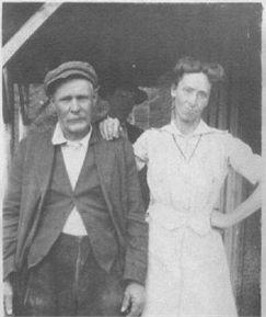 David and Sallie Jane (Moore) McGinnis