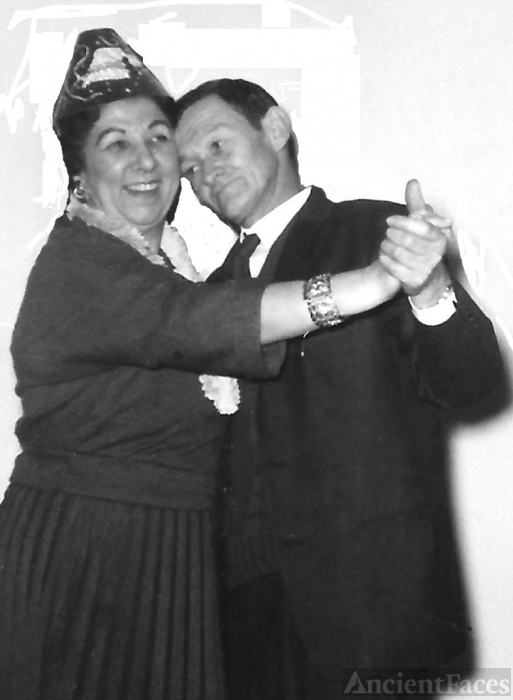 Jane Thomas, 1960