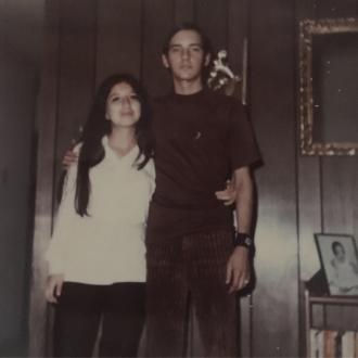 Parents: Ken and Yolanda Gillespie