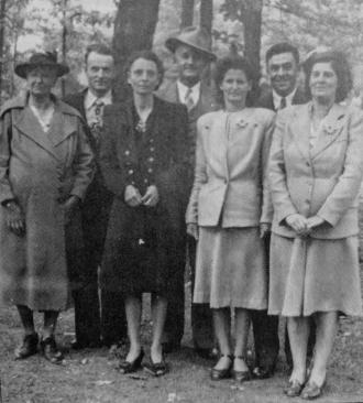 Gideon Lanier Eagle Family