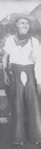 Irvin Rolfe Phippeny, Texas 1940's