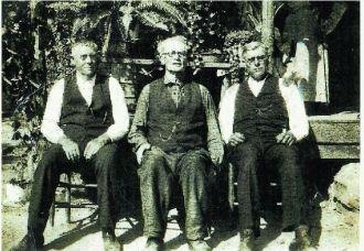 Milton, Jasper, and Samuel Mardis