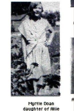 Myrtle Maude Doan