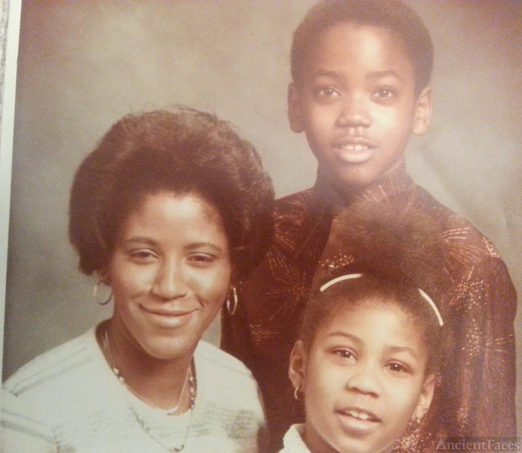 Mary Ferguson family