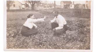 A W Henson and Della Sheppard