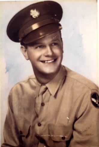 Joseph T. Rynkiewicz USAAF 1942-1945