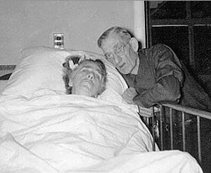 Henry J. & Bridget (Cunningham) Lansing, 1953