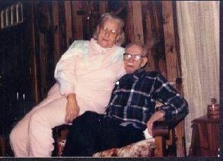 Alice and Blaine Crisp, 1991