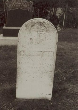 Gravestone for Bridget Hannigan Mullen