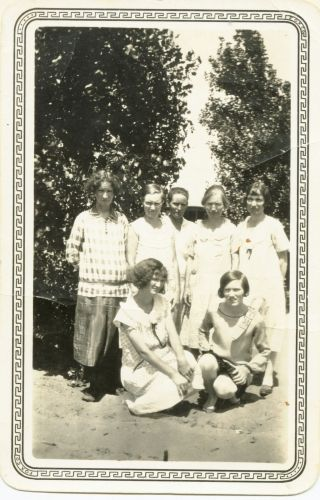 Daughters of Tom and Harriet Hopkins