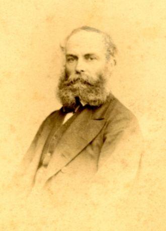 George Augustus Pepper-Staveley