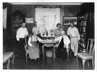 Øvergaard family