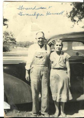 Lorenzo & Aretta Howell Jr.