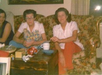 Stubbs Sisters c 1973