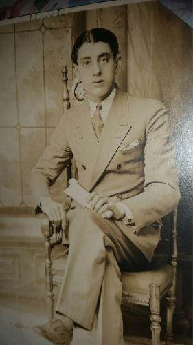 Jack Finkle, 1940