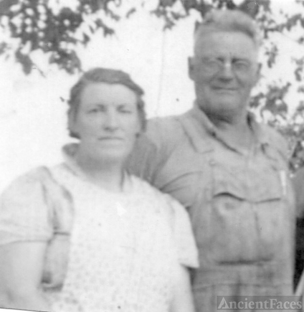 Paul and Blanch Phillips, Kansas