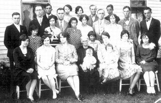 Mullen/Ellis Family