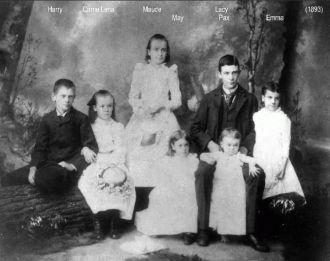 Children of Alexander Stuart Moffett