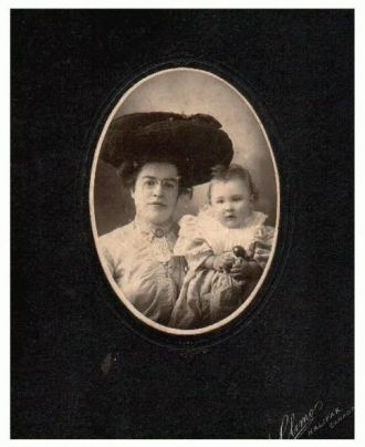 Woman and Ethel