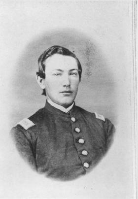 Robert Cromwell, 1st Lt.