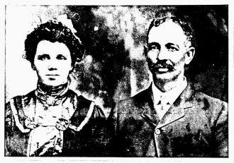 Joseph & Nellie Carr
