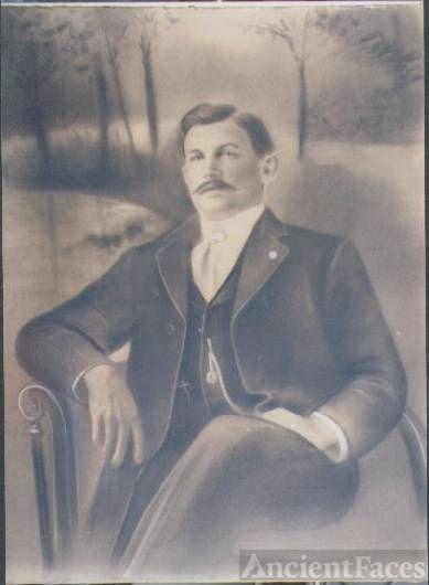 John Addison Dennis Portrait