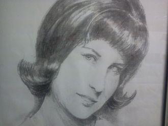 Patricia Ann Giddens, Texas 1964