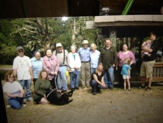 Sodervick Family, Oregon 2011