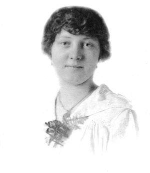 Unknown Blackburn Woman