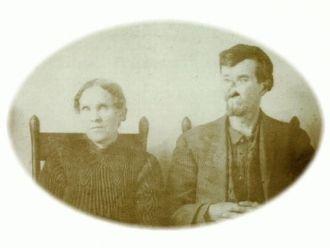 Riley and Evangeline Howard Winkleman