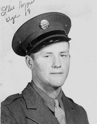 Iloe Hopper  Army Air Corps