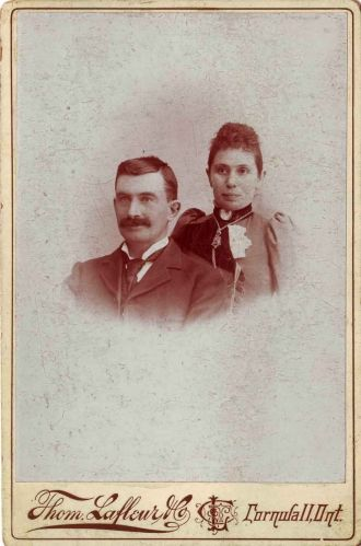 George & Celia Samspon