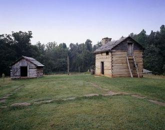Booker T. Washington National Monument, Hardy, Virginia