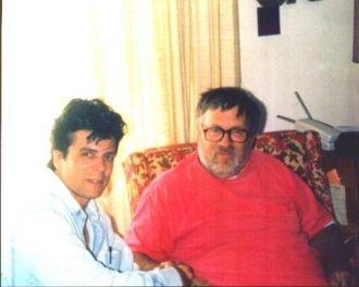 Joe Nania and Charlie Bailey