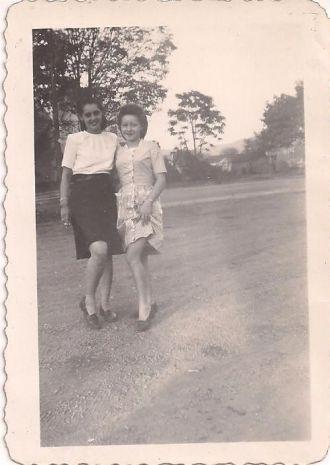 Esther Martz & Anne