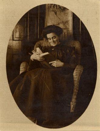 Ella Harriet Hatten