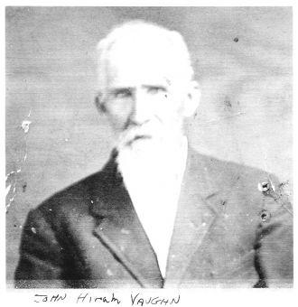 John Hiram Vaughn-1910