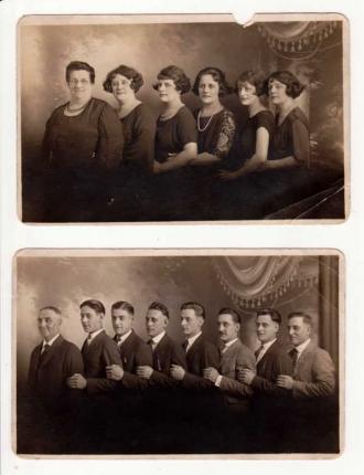 Stich Family, Carrolltown PA