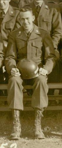 Private Billy Ray Elliott, Basic Training