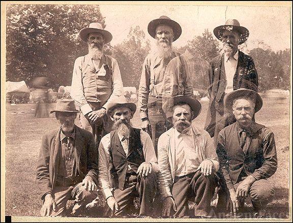 Dent County Confederate Encampment