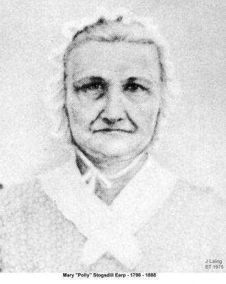 Mary A Earp