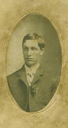My Grandfather, August Hogue - graduation