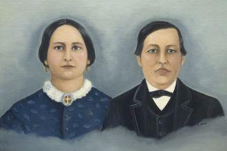 Étienne Bavouzet & Wife
