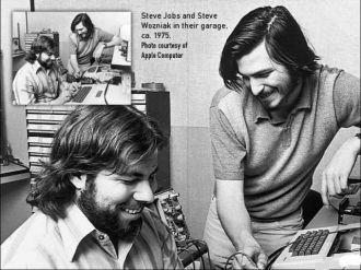 Steve Jobs and Steve Wozniak, Apple Technology