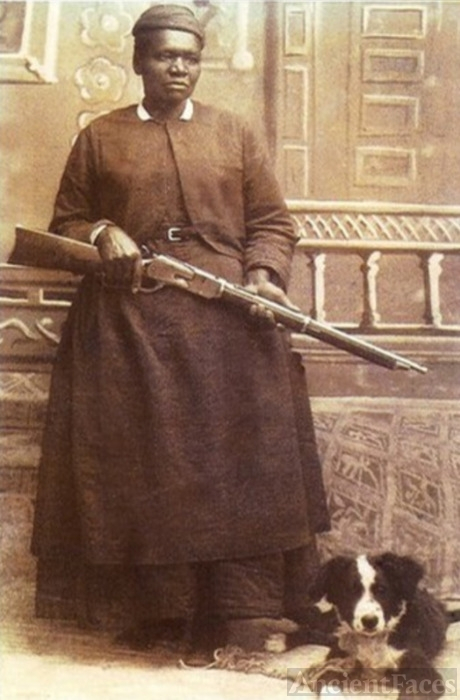 Mary Fields,  'Stagecoach'