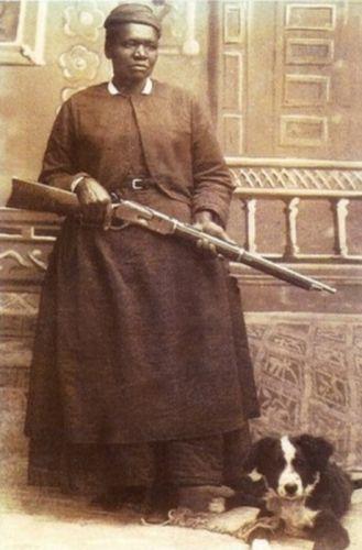 Mary Fields,  'Stagecoach'