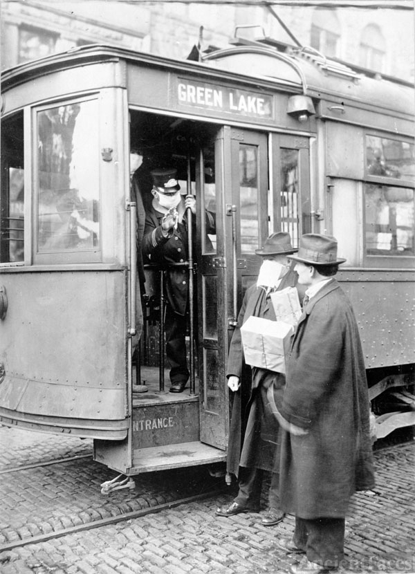 Influenza - Public Transportation