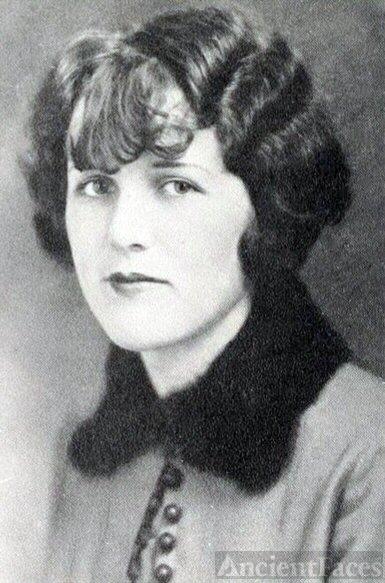 Nanelle Blalock, South Carolina, 1925