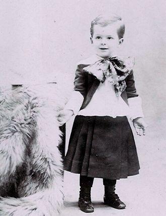 Arthur H Leonard Jr., child